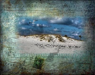 Digital Art - Flight  by Nadine Berg