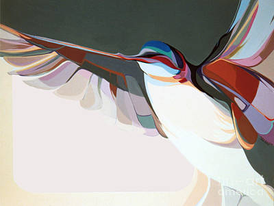 Painting - Flight Of Fancy by Marlene Burns