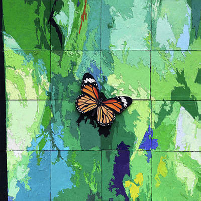 Painting - Flight Without Borders by John Lautermilch