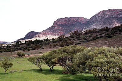 Photograph - Flinders Ranges 02 by Rick Piper Photography