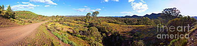 Photograph - Flinders Ranges by Bill Robinson