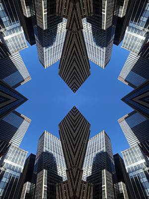 Photograph - Flip Shot Nyc No. 14 by Keith McGill