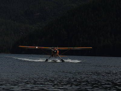 Photograph - Float Plane by Nootka Sound