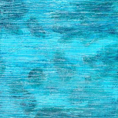 Painting - Floating Away by Elizabeth Langreiter