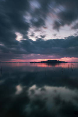 Photograph - Floating Isle by Matteo Viviani