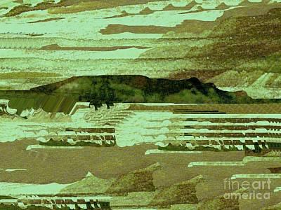 Digital Art - Flood Plain by Nancy Kane Chapman