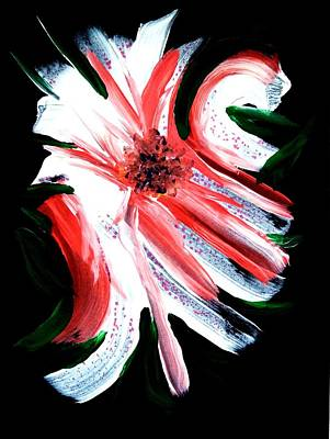Painting - Flora Tropicale by Roberto Prusso