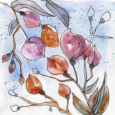 Floral 15 Art Print