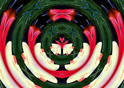 Digital Art - Jade Lotus by Max DeBeeson