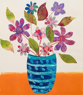 Floral Dream 1 Art Print