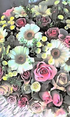 Anne Geddes Florals - Floral Ensemble2 by Catherine Lott