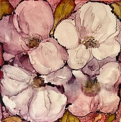 Painting - Floral Fantasy by Brenda Owen
