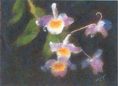 Pastel - Floral by John Brisson