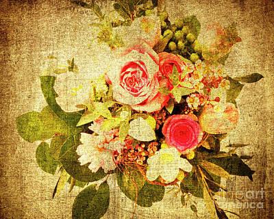 Photograph - Floral Past by Edmund Nagele