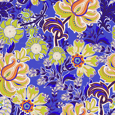Floral Pattern 560l Original by Gull G