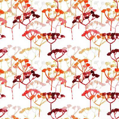 Digital Art - Floral Pops by Marni Stuart