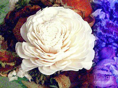 Photograph - Floral Potpourri by Merton Allen