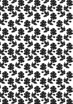 Floral Repeat 2 Original