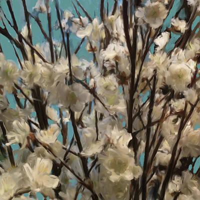 Floral02 Art Print