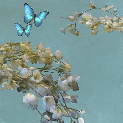 Floral04 Art Print