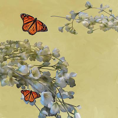 Floral05 Art Print