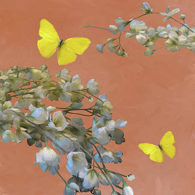 Floral06 Art Print