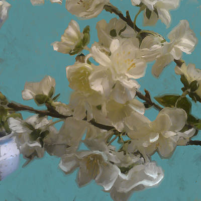 Floral10 Art Print