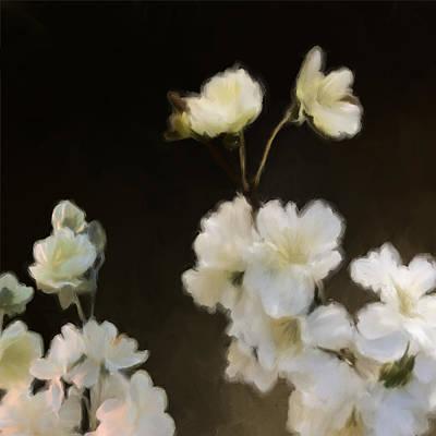 Floral11 Art Print