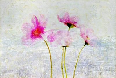 Floralitou - 1215v31 Art Print