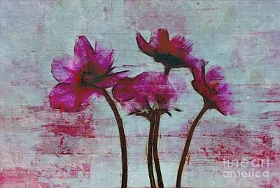 Floralitou - 3664-01a Art Print
