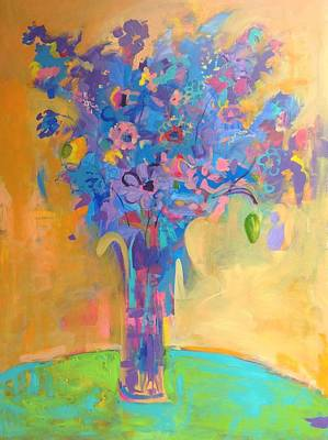 Painting - Florality by Tracy Haines