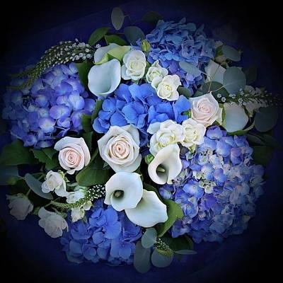 Photograph - Florals No. 9 by Steve Tobus