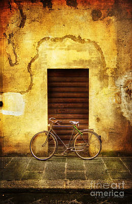 Photograph - Florence Bike 3 by Craig J Satterlee