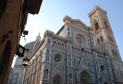 Photograph - Florence Cathedral by Robert  Moss