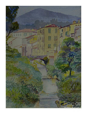 Painting - Florence by Godwin Cassar