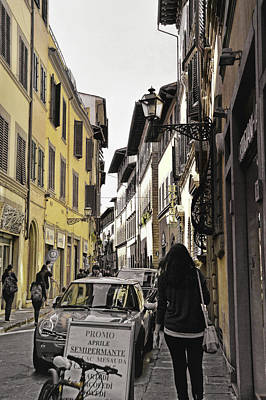 Photograph - Florence In Spring by JAMART Photography