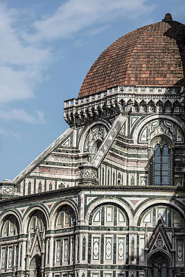 Photograph - Florence Italy Duomo  by John McGraw