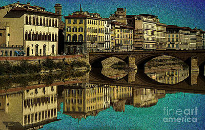 Photograph - Florence by Jeff Breiman