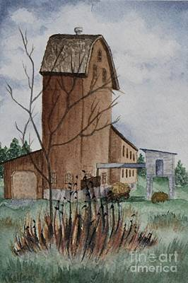Painting - Florence Mill 1 by Kathleen Keller