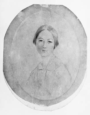 Photograph - Florence Nightingale by Elizabeth Eastlake