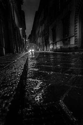 Photograph - Florence Nights by Sonny Marcyan