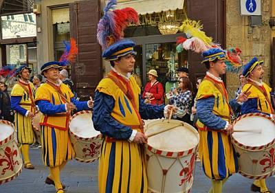 Photograph - Florentine Republic by JAMART Photography