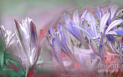 Painting - Flores De Verano by Alfonso Garcia
