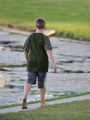Keith Richards - Florida Barefoot Boy by rd Erickson