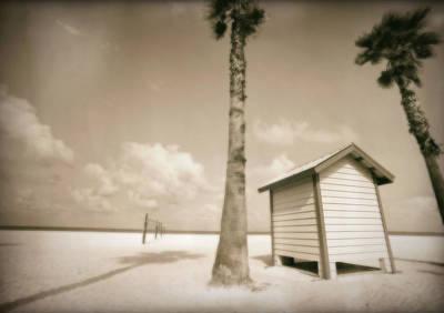Florida Beach Art Print