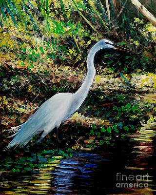 Florida Art Punta Gorda Original by Larry Palmer