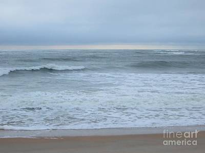 Photograph - Florida Coast At First Light by Tim Townsend
