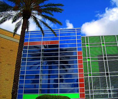 Florida Colors Art Print by Susanne Van Hulst