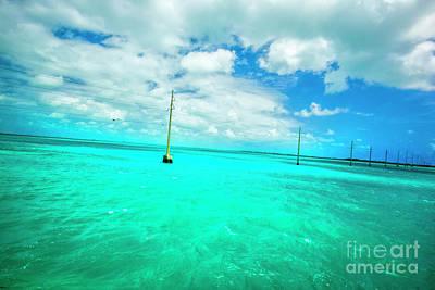 Tortuga Beach Photograph - Florida Keys 1 by Felix Lai