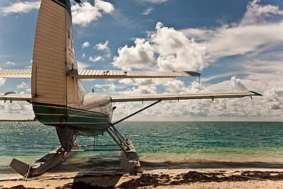 Florida Keys Seaplane Art Print by Patrick  Flynn
